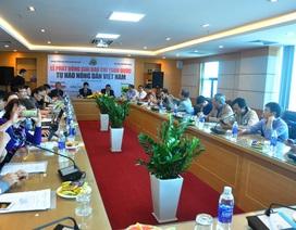 Phát động Giải báo chí toàn quốc Tự hào Nông dân Việt Nam