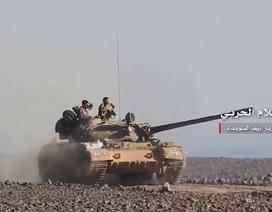 IS mất thành trì cuối cùng ở Homs