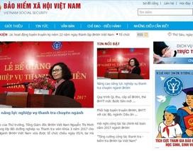 Ra mắt Phiên bản mới Cổng thông tin điện tử về BHXH, BHTN, BHYT