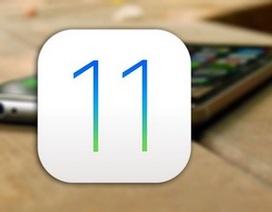 Giao diện iOS 11 mới trình làng có gì khác biệt với iOS 10?