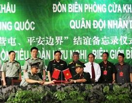 """Vì sao Phó Quân ủy Trung Quốc """"cắt ngắn"""" giao lưu biên giới Việt - Trung?"""