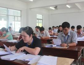 Gấp rút chấm thi THPT quốc gia 2018