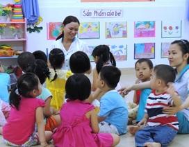 TPHCM: Thiếu giáo viên mầm non, bảo mẫu được điều đứng lớp