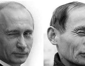 Gặp anh nông dân Trung Quốc giống y ông Putin