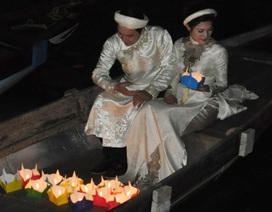 Hội An: Hàng ngàn người dân, bạn trẻ tắt đèn hưởng ứng Giờ trái đất