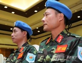 Việt Nam tăng quy mô tham gia hoạt động gìn giữ hòa bình của Liên hợp quốc