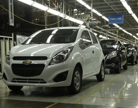 Chevrolet rút khỏi thị trường Ấn Độ và Nam Phi