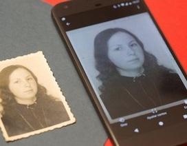 """Thủ thuật biến smartphone thành máy scan để tải ảnh """"thuở xưa"""" lên mạng"""