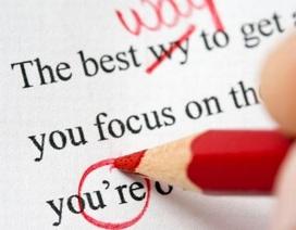 Trắc nghiệm: Bạn có mắc những lỗi ngữ pháp phổ biến trong tiếng Anh?