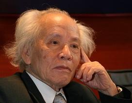 """Giải mã danh hiệu """"tứ trụ"""" của GS sử học Đinh Xuân Lâm"""