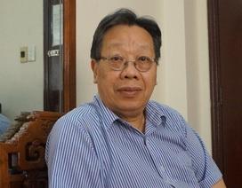 Con trai trưởng GS.TS Trần Văn Khê quyết duy trì trưng bày tượng sáp của cha