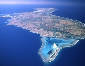 """Đảo Guam - """"tàu sân bay không bao giờ chìm"""" của Mỹ"""