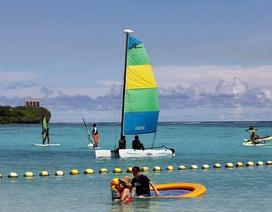 """Cuộc sống khó đoán tại Guam giữa """"trung tâm khẩu chiến"""" Mỹ - Triều"""