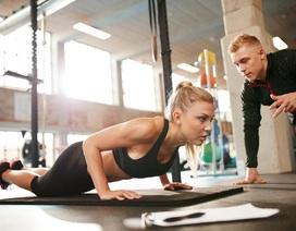 Những sai lầm thường gặp khi tập gym