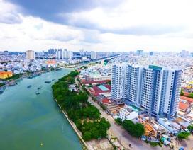 Hiếm có dự án nào 3 mặt view sông trực diện ngay trung tâm Sài Gòn