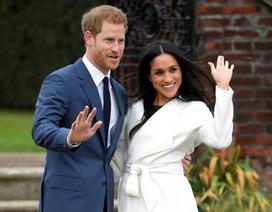 Hoàng tử Harry và vị hôn thê hơn tuổi ra mắt sau thông báo lễ cưới