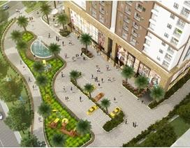 Cất nóc Tứ Hiệp Plaza, những căn hộ cuối cùng để khách hàng được lựa chọn