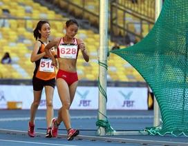 VĐV đi bộ Việt Nam mất oan HCV vì đối thủ Malaysia chạy về đích