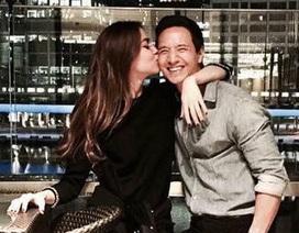 Hồ Ngọc Hà đăng ảnh hôn Kim Lý để chúc mừng sinh nhật