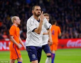 Chìm trong khủng hoảng, Hà Lan dễ dàng gục ngã trước Italia