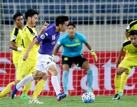 Hà Nội FC bị chia điểm ngày ra quân tại AFC Cup 2017