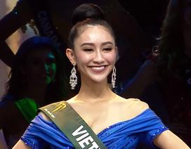 Dừng chân top 16 Hoa hậu Trái đất, Hà Thu xin lỗi vì làm khán giả thất vọng