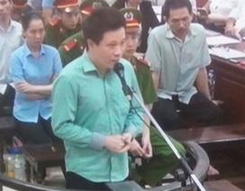 """Hà Văn Thắm muốn để vợ ở tù vì """"ở tù sướng hơn ở ngoài"""""""