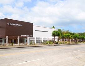 Hyundai khánh thành nhà máy mới ở Philippines, doanh số tăng kỷ lục