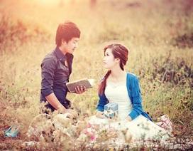 Câu chuyện tình của cặp đôi khởi đầu từ hai bàn tay trắng