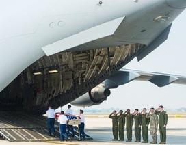 Việt Nam trao trả 4 bộ hài cốt quân nhân Hoa Kỳ