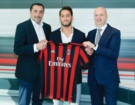 """Chi 25 triệu euro, AC Milan chính thức sở hữu """"Vua sút phạt"""""""