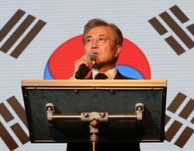 Tân Tổng thống Hàn Quốc muốn thân chinh tới Triều Tiên