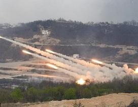 Binh sĩ Hàn Quốc thiệt mạng khi tập trận