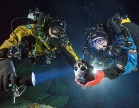 """Bộ xương người cổ nhất châu Mỹ được tìm thấy ở nghĩa địa """"Hố đen"""" của Mê-xi-cô"""