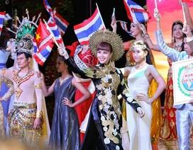 Hoa hậu Quý bà Hoàn vũ Việt Nam hội ngộ dàn hoa hậu quốc tế ở Thái Lan