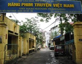 Hãng phim truyện Việt Nam đã có chủ mới sau nhiều lùm xùm kéo dài