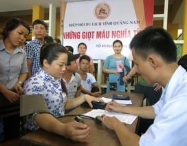 Đề xuất bắt buộc công dân hiến máu 1 lần/năm