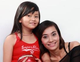 NSƯT Hạnh Thúy lần đầu tiên chia sẻ quá trình tìm thính lực cho con gái