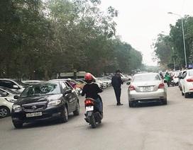 Hà Nội: Điều tra thông tin nhân viên giữ xe ở Linh Đàm có hành vi côn đồ