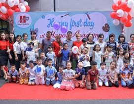 Rộn ràng ngày tựu trường cùng học sinh Hanoi Academy