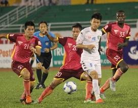 Vòng 1 V-League 2017: Đi tìm chân dung ứng viên vô địch