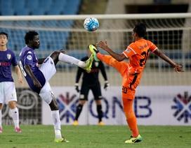 Thắng đậm Felda United, Hà Nội FC vẫn bị loại ở AFC Cup
