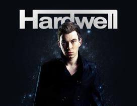 Top 3 DJ thế giới Hardwell sáng tác riêng cho chuyến lưu diễn Việt Nam
