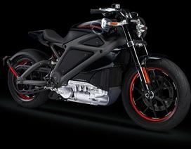 Harley-Davidson cũng sẽ sản xuất xe chạy điện