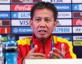 """HLV Hoàng Anh Tuấn: """"U20 Việt Nam sẽ chơi với tinh thần quyết thắng trước Pháp"""""""