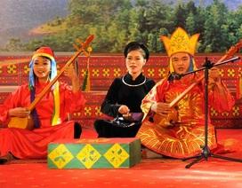 Trình UNESCO vinh danh hát Then là di sản văn hoá nhân loại