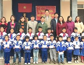 150 suất học bổng Grobest Việt Nam đến với học sinh nghèo xứ Nghệ