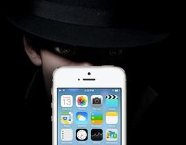 """Cách chế iPhone thành… thiết bị """"gián điệp"""""""