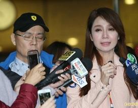 Sau thừa nhận nói dối, Helen Thanh Đào khóc lóc tố chồng bạo hành