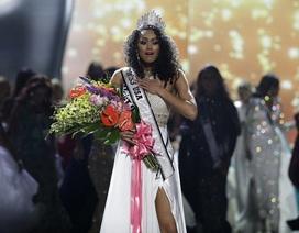 Nhà khoa học 25 tuổi trở thành Hoa hậu Mỹ năm 2017